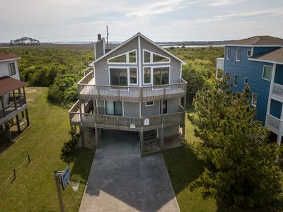 Photo for K0145 Simply Perfect. 4 Bedroom/3 Bath, Semi-Oceanfront, South Nags Head