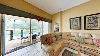 Photo for Manesty with a View Windsor Hills Value MDM 5/5 Pool Home - 2 mi from Disney