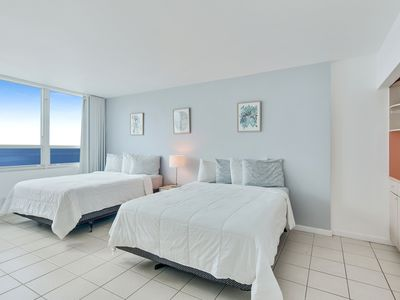 Photo for NEW PROPERTY!! Amazing suite with ocean views!