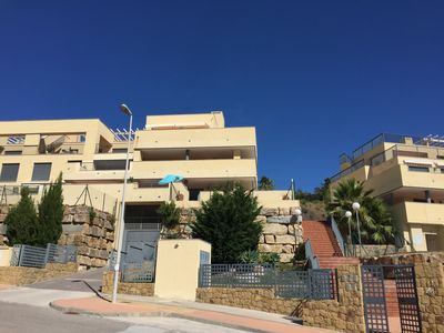 Photo for Very nice apartment that will make you dream. Mountain & sea view 400 m