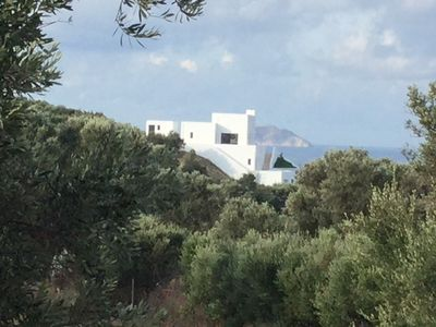 Photo for Villa Malo from 01. 04. 20, spectacular sea view, heated pool, 4000m2