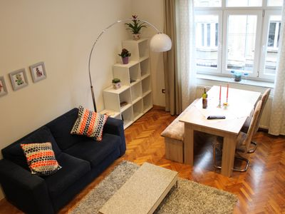 Photo for Apartment J & D in central location in the heart of Zagreb