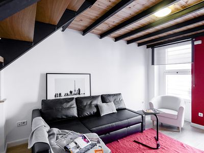 Photo for Odonell Loft - One Bedroom Apartment, Sleeps 4