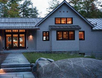 Photo for Stunning new home on Squam Lake