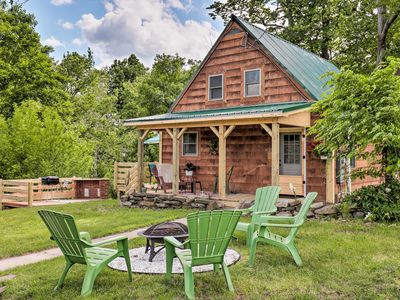 Photo for NEW! Cayuga Lake Cottage, Walk to Winery & Beach!