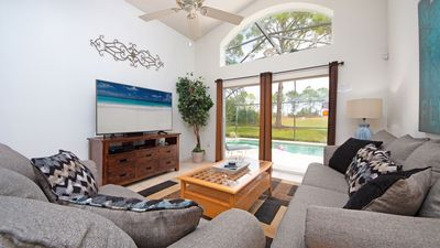 Photo for Luxury Villa, Near Disney & Universal, Southern Dunes, Private Pool & Game Room