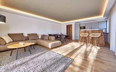 Photo for MODERN with FLAIR of TRADITION - 80sqm 1. OG - opt. 3 pers. - south balcony