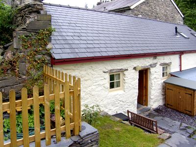 Photo for 3BR Cottage Vacation Rental in Betws-y-Coed