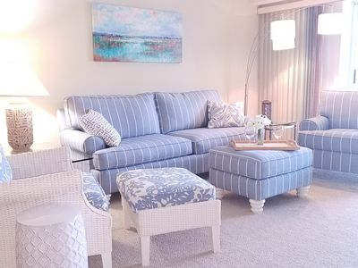 Photo for Private Country Club Condo 15 Minutes from the Beach