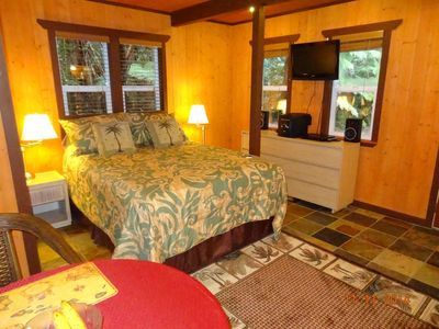 Photo for Alii Kane Cottages * * Secluded Ohia Forest Cottage With Loft * *