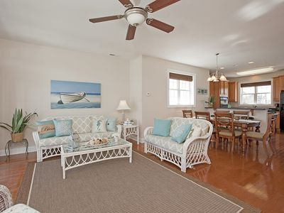 Photo for Make memories sitting by the pool in this gorgeous well appointed duplex