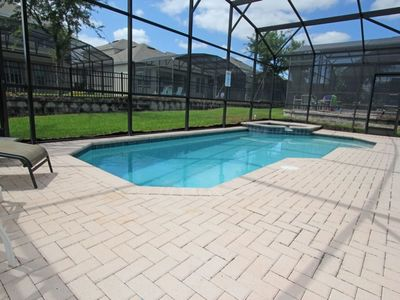Photo for At Last You and Your Family can Rent a Luxury Villa on Windsor Hills Resort with a Private Pool, Orlando Villa 1251