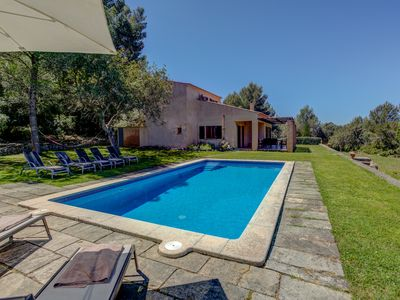 Photo for Arta Villa, Sleeps 6 with Pool and Air Con