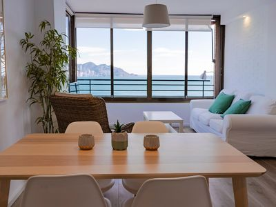 Photo for Poniente Apartment Sea and City Views