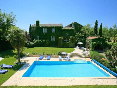 Photo for Castelnau-de-Levis Villa, Sleeps 6 with Pool and WiFi