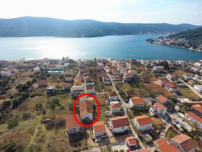 Photo for Apartment in Poljica (Trogir), capacity 2+1