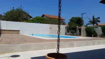Photo for House 3 beds in the court of the sea and swimming pool
