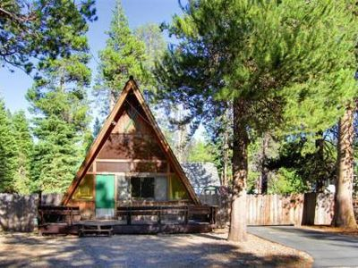 Photo for 2BR Cabin Vacation Rental in South Lake Tahoe, California