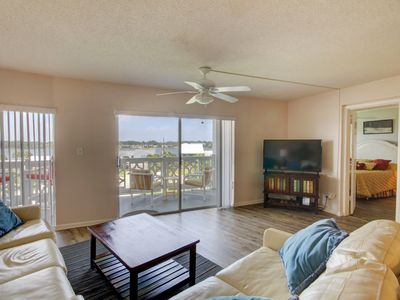 Photo for Cozy Condo w/ Intracoastal Waterway Views, Balcony & More!