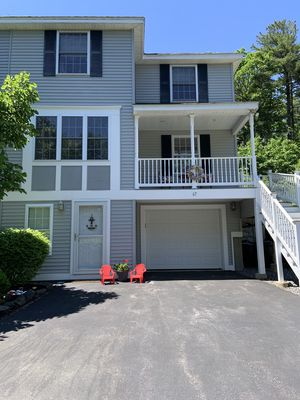 Photo for Bright and Beachy townhouse in the heart of Ogunquit