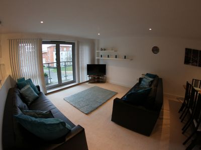 Photo for 2BR Apartment Vacation Rental in Cardiff, Wales