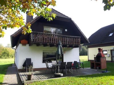 Photo for Holiday house Frielendorf for 4 - 9 persons with 4 bedrooms - Holiday home