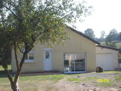 Photo for lake house in thil sur arroux