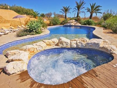 Photo for Villa in Benissa with Pool, Parking, Terrace, Garden (20141)