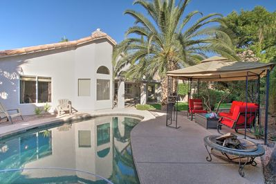 Experience scenic Phoenix at this private Sonoran Desert oasis!