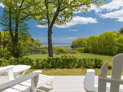 Photo for Cottage at Thunder Hill - Spectacular Ocean Views in Quiet, Pristine Setting