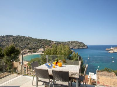 Photo for Great property with 3 bedrooms in the Port of Sóller