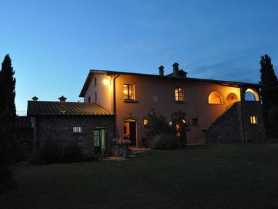 "Photo for ""Le Fonti"" IL QUERCIOLO Apartment in Tuscany"