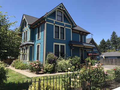 Photo for Historic Home In Wine Country Near Western Oregon University