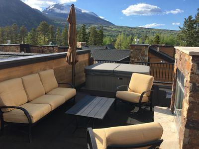Photo for Gorgeous Frisco Home with Hot Tub, Fireplace, & Rooftop Deck ~ AMAZING VIEWS!!!