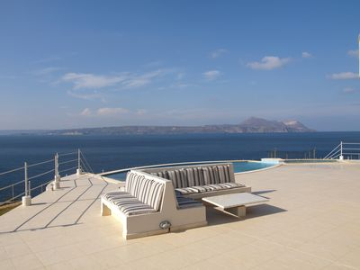 Photo for A stunning villa on a totally private promontory