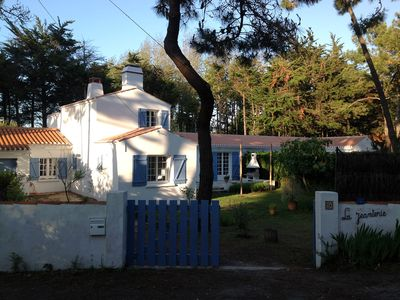 Photo for House 3 ch, neat, 300m from the beach, quiet on the island of Noirmoutier
