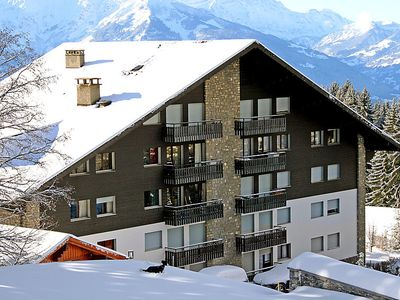 Photo for Apartment Marignac 31  in Villars, Alpes Vaudoises - 6 persons, 3 bedrooms