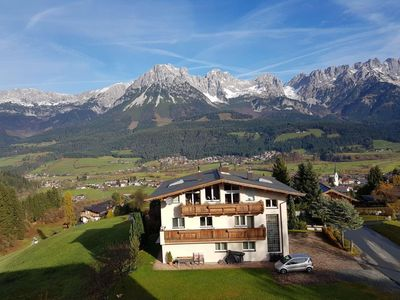 Photo for Bergsigt Apartment valley side - valley side