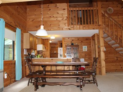 Photo for Spacious home on two acres near Mt. Snow and Mt. Stratton