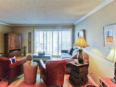 Photo for St Simons Island Spacious and Beachfront Condominium Great for Small Families! Pool, Beach