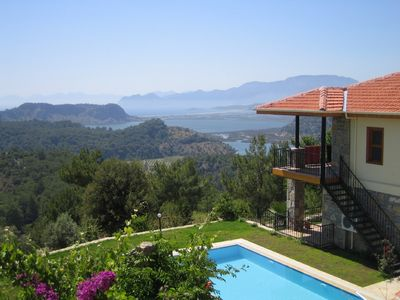 Photo for Dalyan Holiday Home with Stunning Views