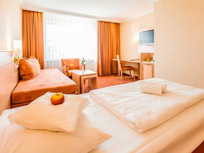 Photo for Single Room Premium Street Side - Hotel An der Linah