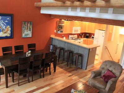 Photo for Moonlight Club Member, Ski in/out, Private hot tub, wi-fi, Big Sky, Moutain view