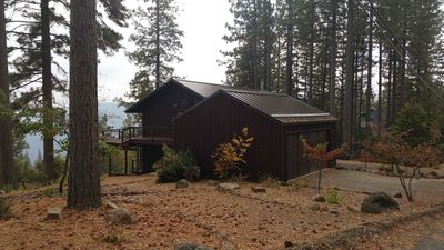 Photo for PinecrestAreaRentals #9 Beautiful Cabin/Great View! Sugar Pine lake pass!