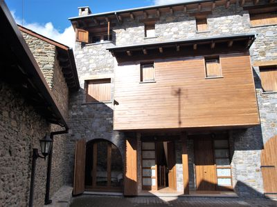 Photo for Semi-detached house, in very good condition, for rent complete in La Cerdanya