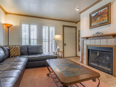 Photo for One Bedroom - Copper Chase 222 - Ski In Ski Out Chairs 4 & 6