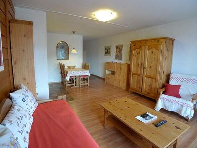 Photo for Nice 2 piece apartment ideally located on the 1st floor of a building in the region of Médran.  Co