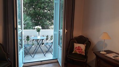 Photo for 4 BEDS PROMENADE DES ANGLAIS direct tramway airport