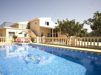 Photo for 3 bedroom Chalet, sleeps 6 in Altea with Pool, Air Con and WiFi