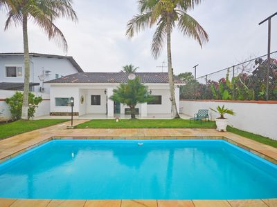 Photo for House in Condominium Acapulco Garden - Pool and Barbecue